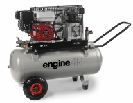 COMPRESOR ABAC 5,5 DE GASOLINA ENGINE AIR 5/50 PETROL.