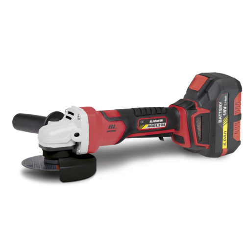 Amoladora AGN L2024 con motor brushless