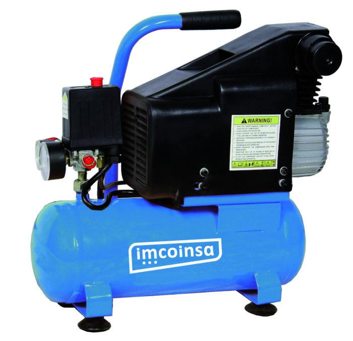 Compresor Imcoinsa de bricolaje 1.5 hp