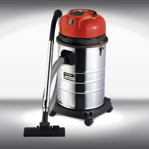 Aspirador Stayer vac 2030 para polvo y líquidos.