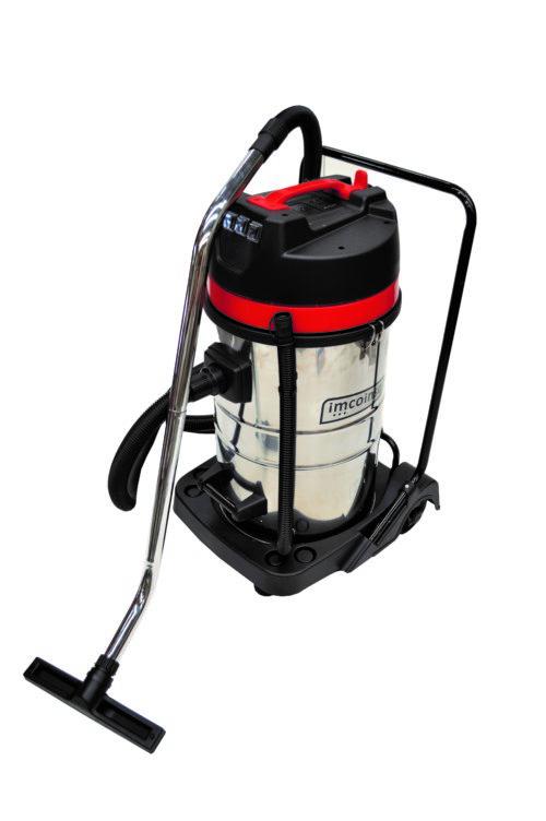 Aspirador Imocinsa de 3 motores polvo-agua